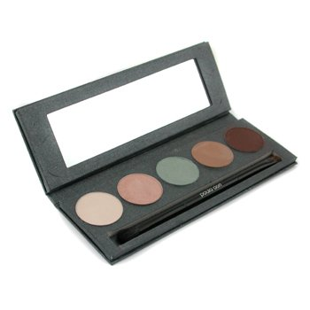 Paula Dorf-New York Central Park Eye Kit:  5x Eye Color 1.7g + Applicator