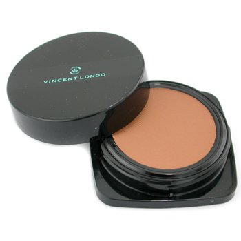 Vincent Longo-Water Canvas Creme To Powder Foundation - # 11 Honey Pecan