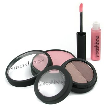 Smashbox-Fashion Week Continuity #2 Collection: Eyeshadow Duo+ Soft Light+ Lip Gloss
