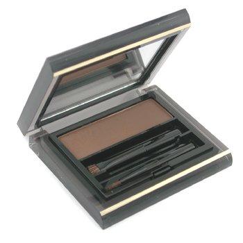 Elizabeth Arden-Dual Perfection Brow Shaper & Eye Liner - #03 Sable