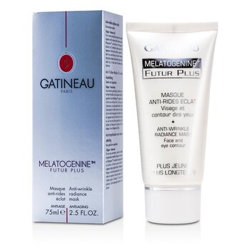 Gatineau Melatogenine Futur Plus M�scara Resplandor Anti Arrugas  75ml/2.5oz