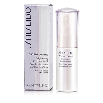 ShiseidoWhite Lucent Brightening Eye Tratamiento 15ml/0.54oz
