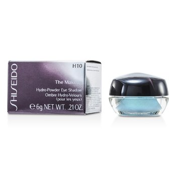 Shiseido-The Makeup Hydro Powder Eye Shadow - H10 Languid Lagoon