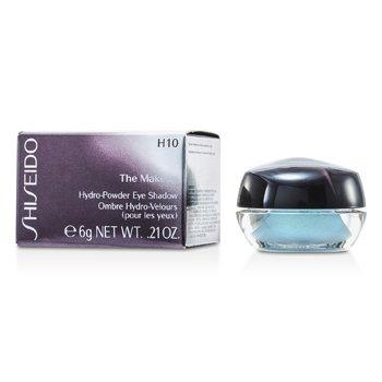 Shiseido The Makeup Hydro Powder Eye Shadow - H10 Languid Lagoon  6g/0.21oz