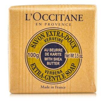 L'OccitaneSabonete Shea Butter Extra Gentle  - Verbena 100g/3.5oz