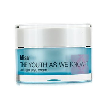 Bliss The Youth As We Know It Eye Cream  15ml/0.5oz