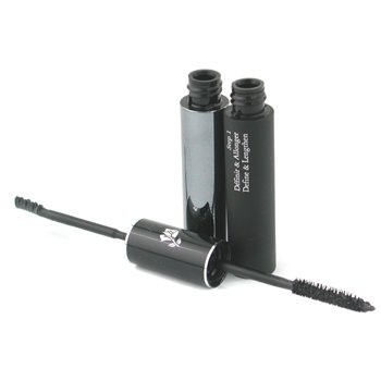 Lancome-Cils Design Pro Custom Design Double Mascara - # 011 Gris & Noir Intense