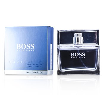 Hugo BossBoss Pure Eau De Toilette Spray 50ml/1.7oz