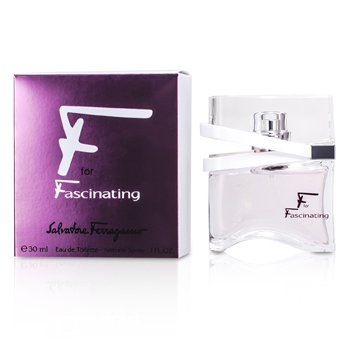 Salvatore Ferragamo F for Fascinating Eau De Toilette Spray 30ml/1oz