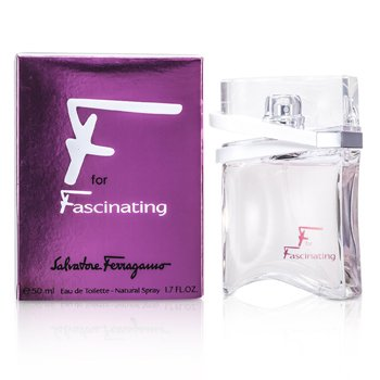 Salvatore Ferragamo F for Fascinating Eau De Toilette Spray 50ml/1.7oz