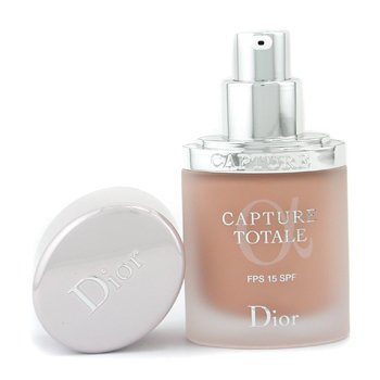 Christian Dior-Capture Totale High Definition Serum Foundation SPF 15 - # 022 Cameo