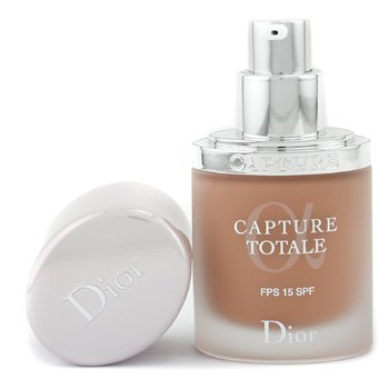 Christian Dior-Capture Totale High Definition Serum Foundation SPF 15 - # 040 Honey Beige