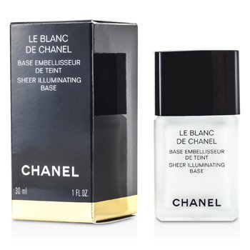 Chanel Le Blanc De Chanel Sheer Illuminating Base  30ml/1oz