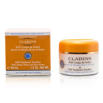Clarins-SOS Sunburn Soother