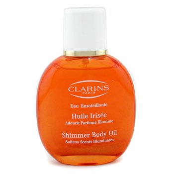 Clarins-Eau Ensoleillante Huile Irisee ( Shimmer Body Oil )