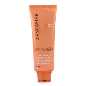 Lancaster-Self Tanning Ultra Natural Bronze Care SPF6 ( For Face )