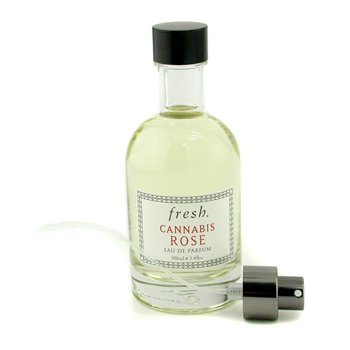 Fresh Cannabis Rose Eau De Parfum Spray  100ml/3.4oz