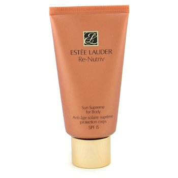 Estee Lauder Re-Nutriv Sun Supreme For Body SPF 15  150ml/5oz
