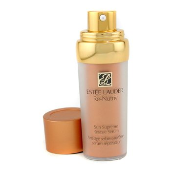 Est�e Lauder Protetor solar Re-Nutriv Sun Supreme Rescue Serum  30ml/1oz