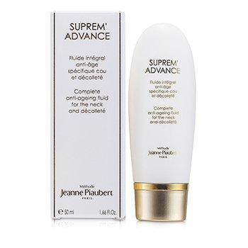 Methode Jeanne Piaubert Suprem' Advance – Complete Anti-Ageing Fluid For The Neck & Decollete 50ml/1.66oz