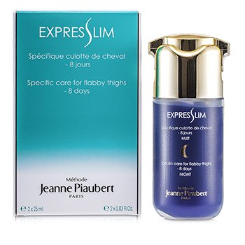 Methode Jeanne PiaubertExpresslim - Specific Care For Flabby Thighs (8 Days) 8 days