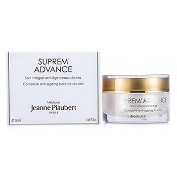 Methode Jeanne Piaubert-Suprem Advance - Complete Anti-Ageing Care For Dry Skin