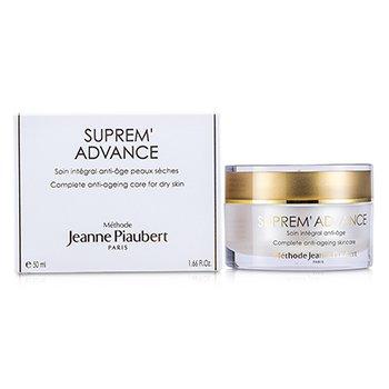 Methode Jeanne Piaubert Suprem' Advance - Complete Anti-Ageing Care For Dry Skin  50ml/1.66oz