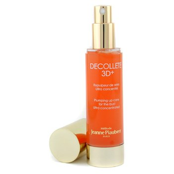 Methode Jeanne PiaubertDecollete 3D+ - Plumping Up Care For The Bust Ultra Concentrated 50ml/1.66oz