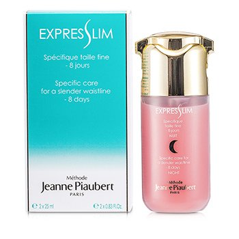 Methode Jeanne PiaubertExpresslim - Specific Care For A Slender Waistline (8 Days) 8days