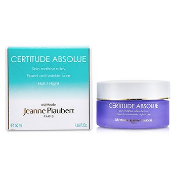 Methode Jeanne PiaubertCertitude Absolue - Expert Anti-Wrinkle Care (Night) 50ml/1.66oz