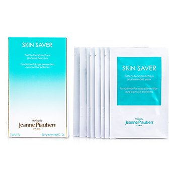 Methode Jeanne PiaubertSkin Saver - Fundamental Age Prevention Eye Contour Patches 8patch