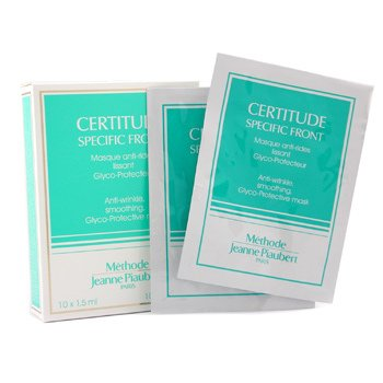 Methode Jeanne Piaubert-Certitude Specific Front - Anti-Wrinkle, Smoothing, Glyco-Protective Mask