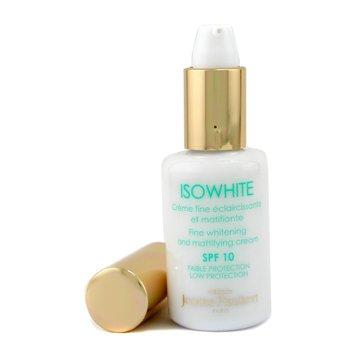 Methode Jeanne Piaubert-Isowhite - Fine Whitening & Mattifying Cream SPF10