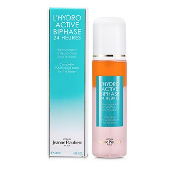 Methode Jeanne PiaubertL' Hydro Active Biphase 24 Heures - Complete Moisturising Bath For The Body 140ml/4.66oz