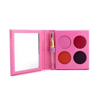 Estee LauderPure Color Lip Vinyl Gloss Stick Palette (#503, #508, #509, #512) 3.2g/0.064oz