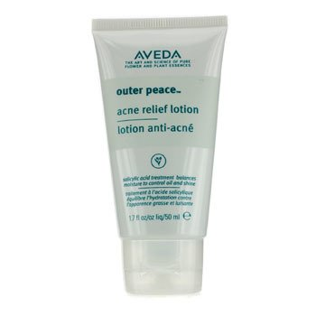 Aveda Outer Peace Acne Relief Lotion  50ml/1.7oz