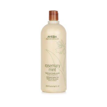 AvedaRosemary Mint Hand & Body Wash 1000ml