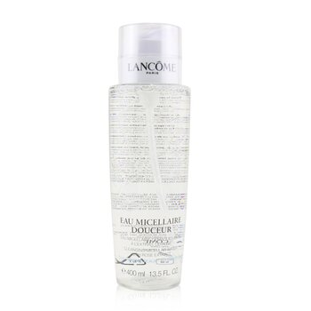 Lancome Eau Micellaire Doucer Cleansing Water - Agua Limpiadora  400ml/13.4oz