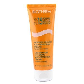 Biotherm-Sun Multi Protection Anti Wrinkle Sun Cream SPF15 UVB/UVA+++