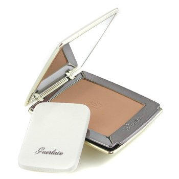 Guerlain-Parure Compact Foundation with Crystal Pearls SPF20 - # 24 Dore Mythic