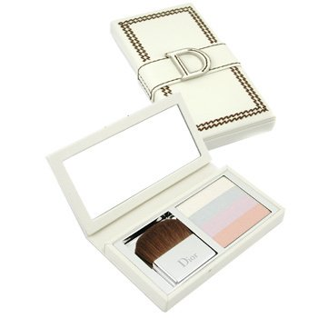 Christian Dior-Dior Detective Chic Palette - # 002 Pearl Reflection ( Box Slightly Damaged )