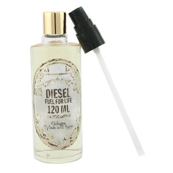 Diesel-Fuel For Life Femme Eau De Cologne Spray