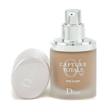 Christian Dior-Capture Totale High Definition Serum Foundation SPF 15 - # 021 Linen