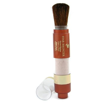 Lancome-Star Bronzer Magic Brush ( Body & Face ) - No. 02 Rose Argente