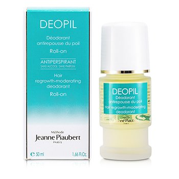 Methode Jeanne PiaubertDeopil Hair Regrowth-Moderating Roll-On (Roll-On Depilatorio) 50ml/1.66oz
