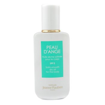 Methode Jeanne PiaubertPeau D' Ange Satin-Smooth Dry Oil For The Body SPF2 125ml/4.16oz