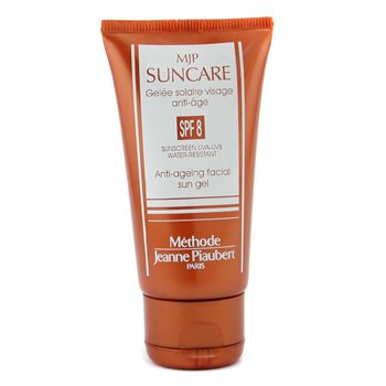 Methode Jeanne Piaubert-Anti-Ageing Facial Sun Gel SPF8