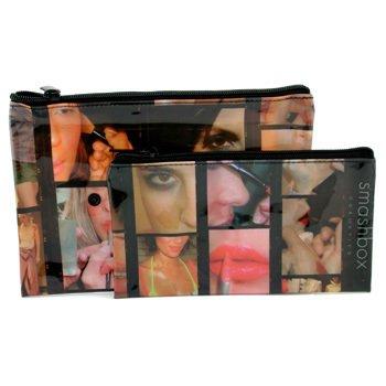 Smashbox-Tips Of The Trade Bag ( 2pcs Makeup Bag )
