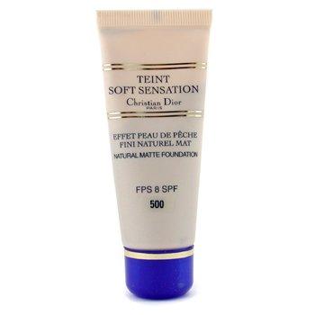 Christian Dior-Teint Soft Sensation # 500 Dark Beige