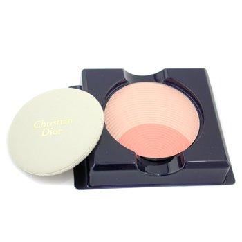 Christian Dior-Poudrier Diorific Powder & Blush Duo Refill - No. 756 Duo Apricot